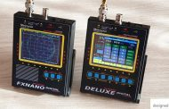 New Network Vector Analyzer FXNANO 0.5/900 MHz