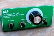QRPGuys K8TND Regenerative Receiver – $40