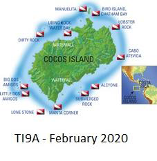 TI9A DXpedition to Cocos Island