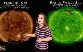Satellites Charge as Fast Solar Wind Approaches   Space Weather News 01.13.2020
