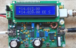 Building The QRP-Labs QCX 50W CW HF Amplifier Kit