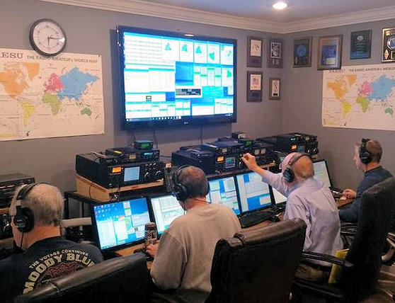 The ARRL International DX Contest (CW) is Just Ahead!