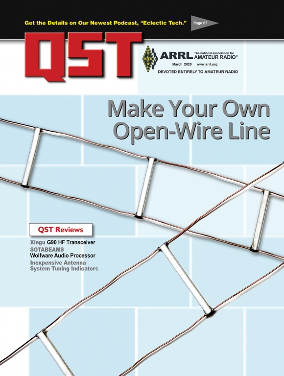 The March Issue of Digital QST is Now Available!