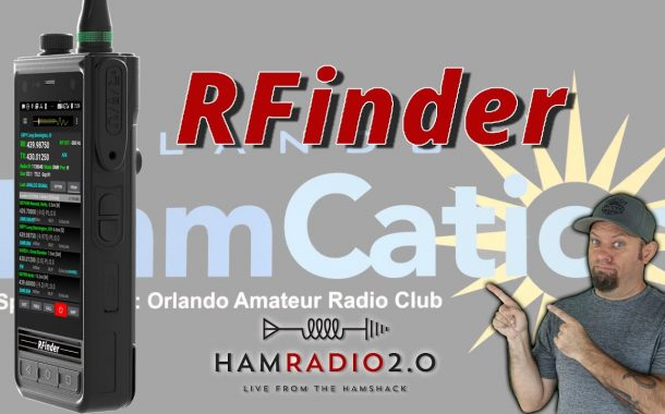 RFinder B1 Interview from Orlando Hamcation 2020
