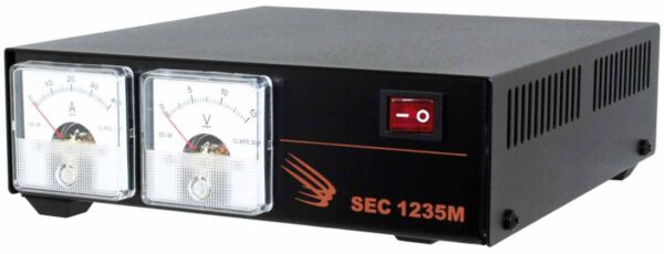 Reference Station: Samlex SEC-1235M 13.8 VDC Power Supply