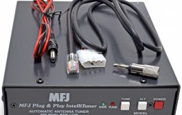 MFJ-939 Plug & Play IntelliTuner review.