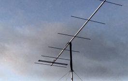 7el 144-145MHz Yagi OWL-Ultra Super low noise Yagi