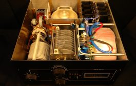 Power Amplifier using 4CX10000D
