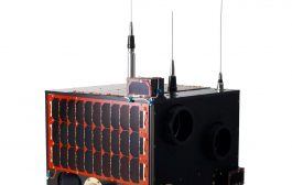 Amateur radio satellite spreads Fight Coronavirus message