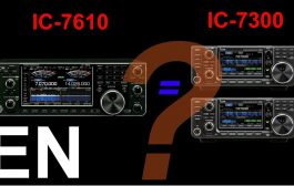 Does the ICOM IC-7610 equal two IC-7300?