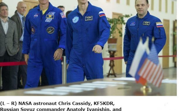COVID-19 Affects Space Station Crew Transition