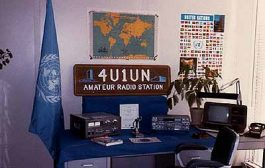 UN Amateur Radio Club's 4U1UN Gains Limited Remote Operation Capability