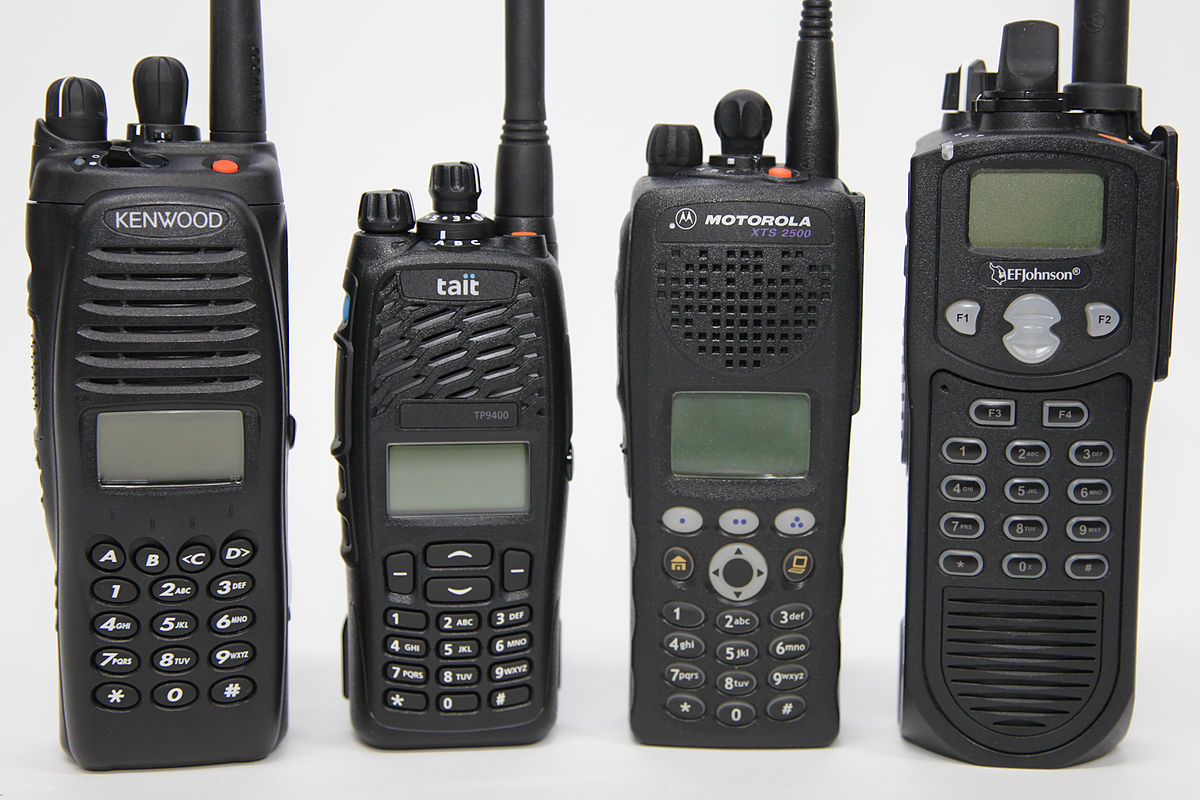 Survey of VHF/UHF FM or FM/Digital Radios
