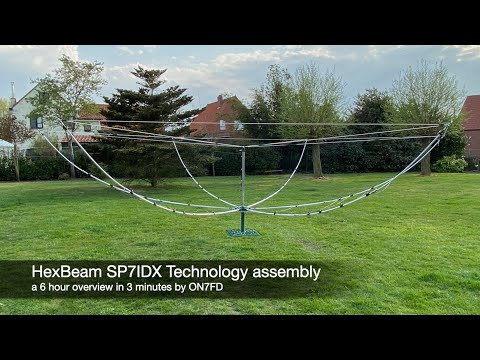 HexBeam SP7IDX Technology assembly