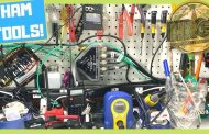 Ham Radio Shack Convenience Items and Tools