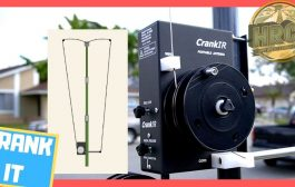 SteppIR CrankIR Portable Antenna Review