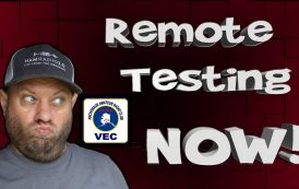 Ham Radio Remote Testing with Anchorage VEC | Online Testing