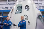One Radio Amateur Aboard Historic SpaceX Launch