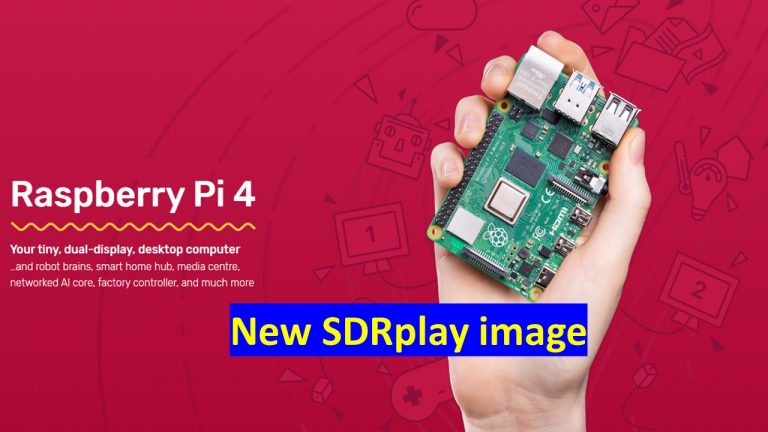 New Raspberry Pi SD card image for RSPdx