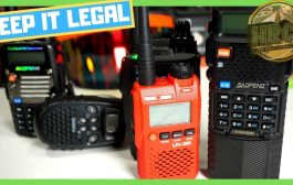 Is Transmitting On FRS, GMRS & MURS With Ham Radios (Baofeng) Legal?
