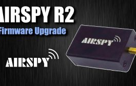 AIRSPY R2 Software Defined Radio Firmware Update Procedure
