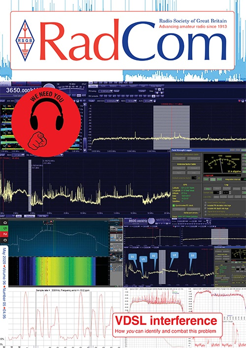 Free sample Radcom Magazine