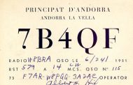 ARRL Seeks Vintage DX Logs for Archive