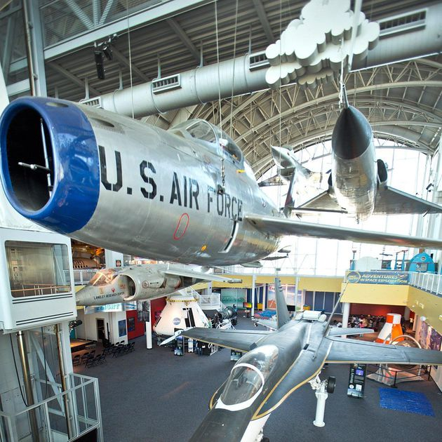 Virginia Air & Space Center Ends Relationship with Ham Radio