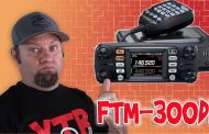 Yaesu Reveals the FTM-300DR Dual Band Mobile Radio