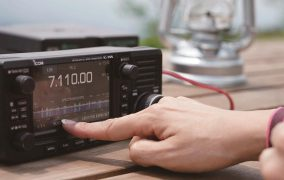 Icom IC-705 Unboxing & Operation From A Japanese Retailer