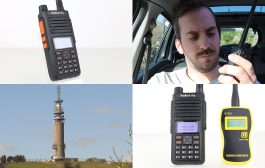 This Two Way Radio Is Actually 10 Watts! Radioddity GA-510 High Power Review & Test!