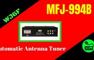 MFJ 994B InteliTuner Automatic Antenna Tuner