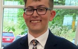 Chris Brault, KD8YVJ, is 2020 Amateur Radio Newsline Young Ham of the Year