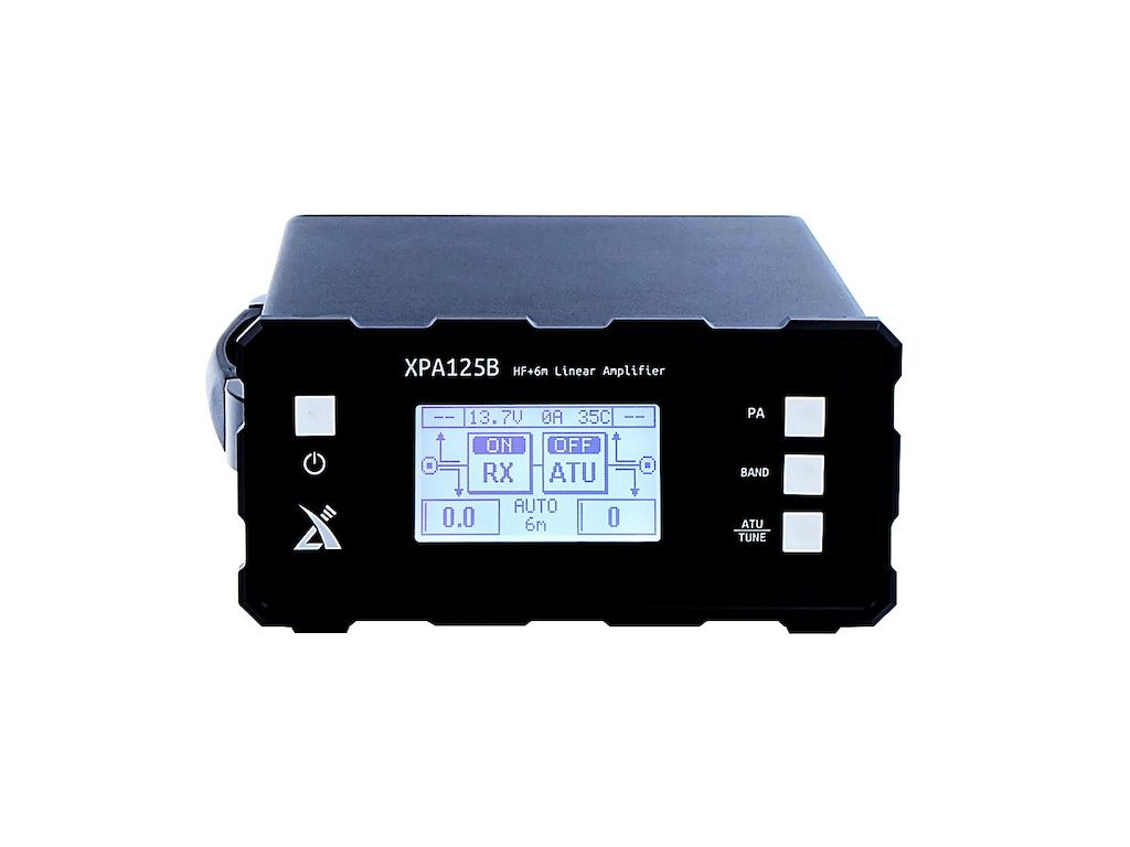 Xiegu XPA125B Ham Radio Amplifier