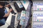 SO3R Mixed – R2AA IARU HF Championship 2020 – Multi-radio-operation