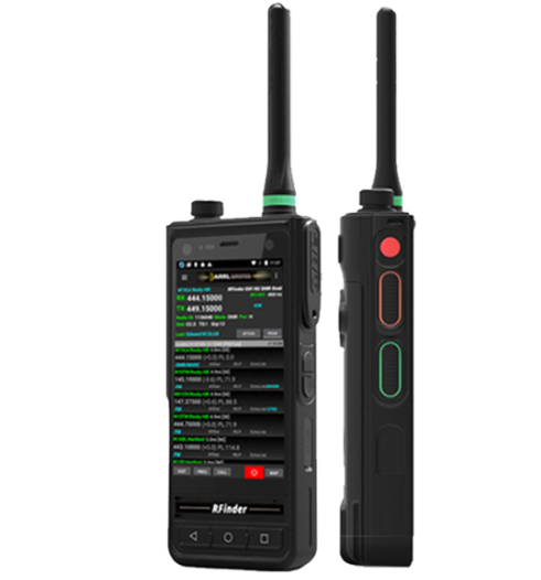 RFinder B1 Android DMR Radio Unboxing and Initial Setup – RFinder Repeater Directory