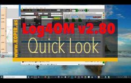 NEW Log4OM Quick Look