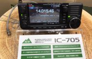 Icom IC-705 Hands On Review, HF/VHF/UHF [ English ]