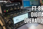 Yaesu FT-891 Setup for Digital Modes – Ham Radio Q&A