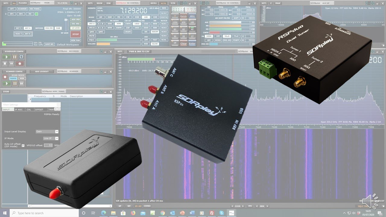 Which SDRplay SDR receiver is right for you?
