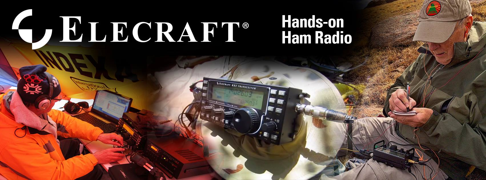 Eric's presentation on the Elecraft K4 –  QSO Today Virtual Ham EXPO