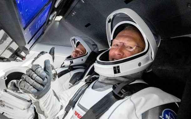 Radio Amateur Takes Part in Historic First Commercial Human Spaceflight to ISS