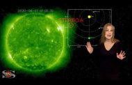 Three Bright Regions & A Storm Generator | Solar Storm Forecast