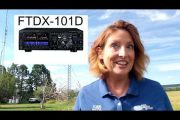 Yaesu FTDX-101D Review with Ham Radio Outlet