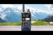 Icom ID-52A/E debuts ! [ ICOM VIDEO ]