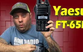 Yaesu FT-65R Unboxing, Review | Baofeng Killer?