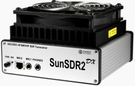 SunSDR2 DX HF Transceiver Setup and Demo