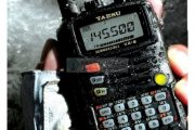 IS MY YAESU VX-6 ACTUALLY WATERPROOF!?