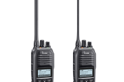 Promotion video of ICOM IP730D/IP740D