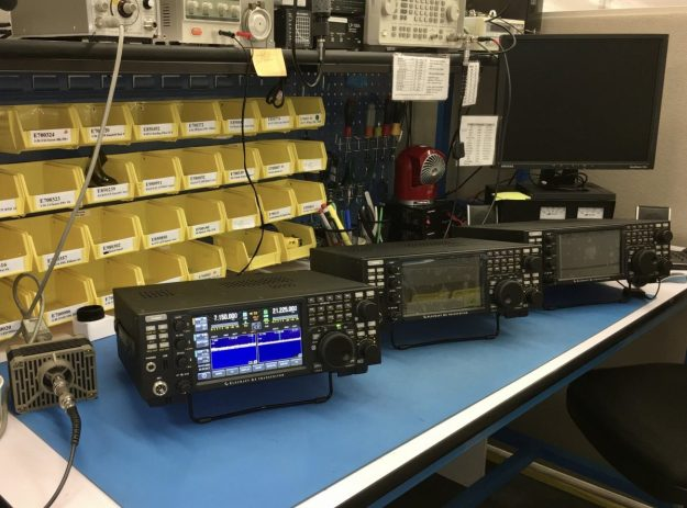 """""""New Elecraft K4s in production"""